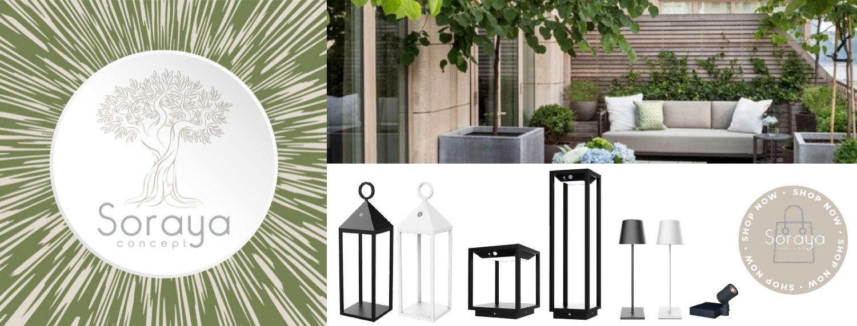 banner_Page Luminaires-5 modèles-Envoi au shop_Soraya Concept
